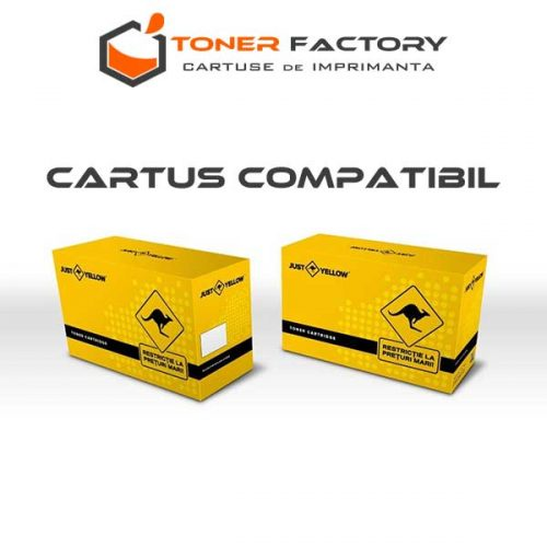 Cartus compatibil HP 124A Q600A black HP 1600