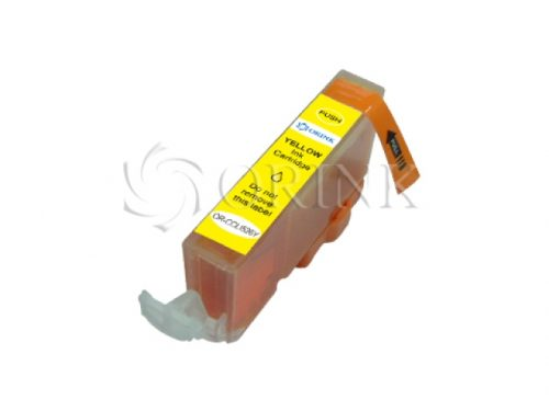 Cartus inkjet Canon CLI-526 yellow compatibil