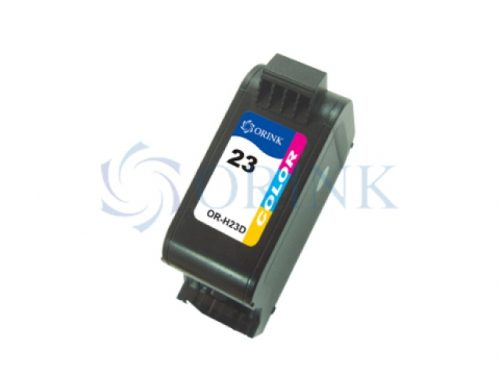 Cartus inkjet HP 23 color C1823A compatibil HP 820