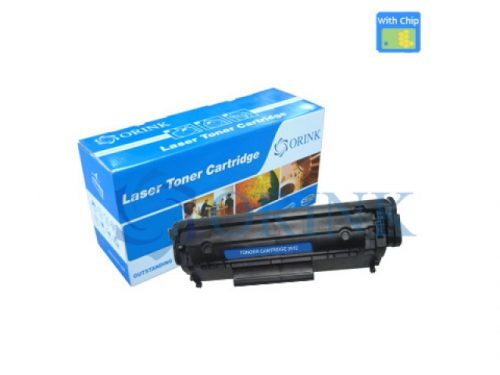 Cartus toner HP 12A FX-10 compatibil HP 1020